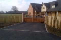estate-gates