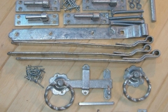 Double-Galvanised-Ironmongery-Kit