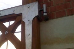 Hinge-stainless
