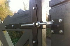 Ornamental-adjustable-heavy-T-hinge