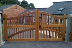 Bakewell-Spindle-Gates